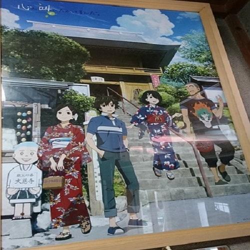 アニメのポスター画像