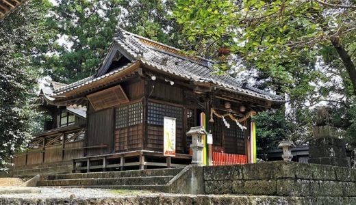 栃木県「下野星宮神社」話題のカラフル限定御朱印!珍しい「へび」のしめ縄