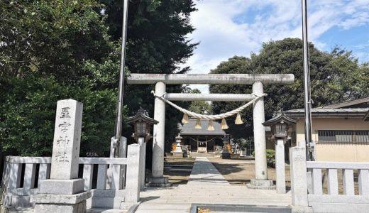 栃木県「平柳星宮神社」かっこいいうなぎ御朱印!なぜうなぎ?