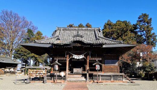群馬県「世良田八坂神社」数多いカラフル御朱印!弁天様の神使(白蛇)と目が合った