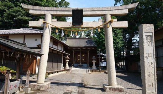 川越「仙波日枝神社」の御朱印は書き置きのみ!無人の神社のご利益と凄い由来