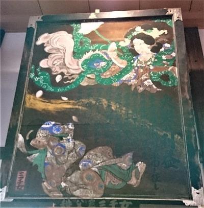 慈眼寺の観音霊験記