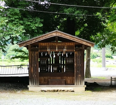 境内のある合祀社ひとつ目の画像