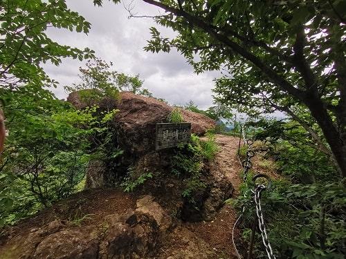 展望台への入り口の風景